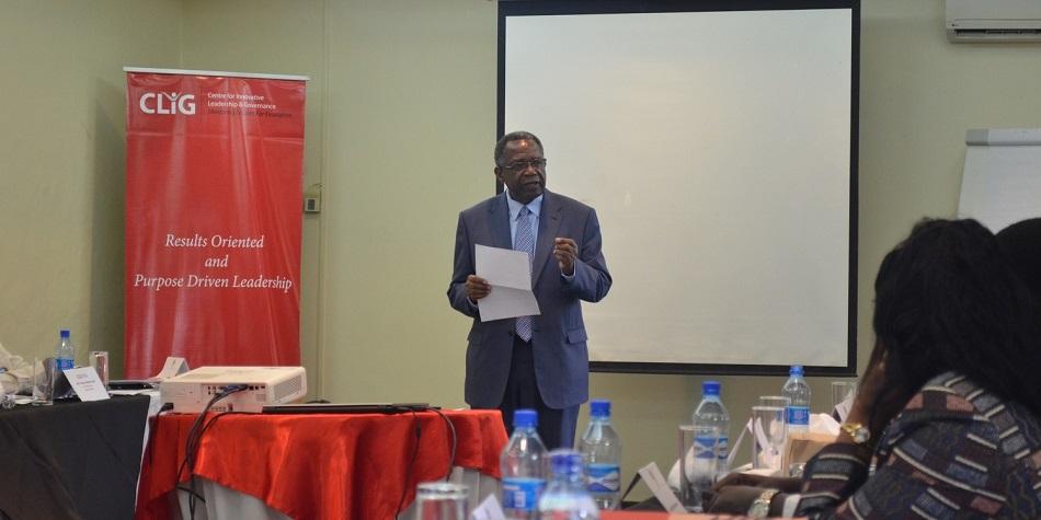 2018 VCs Training: PHASE 1: Nairobi, Kenya